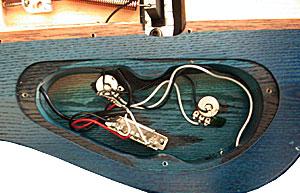 FR 520 Body-Elektrik