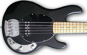 Johnson 5-Saiter-Bass Musicman Stingray Style Copy