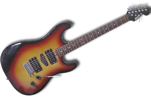 Lead Star IV sunburst