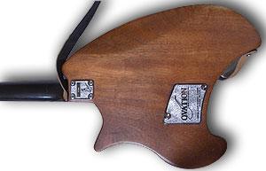 Ovation Breadwinner Rückseite