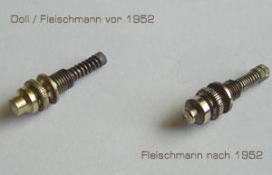 Vergleich Fleischmann Sicherheitsventile