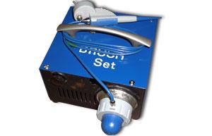 Kleiner selbst gebauter Airbrush-Kompressor