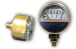 Dampfmaschinen Manometer